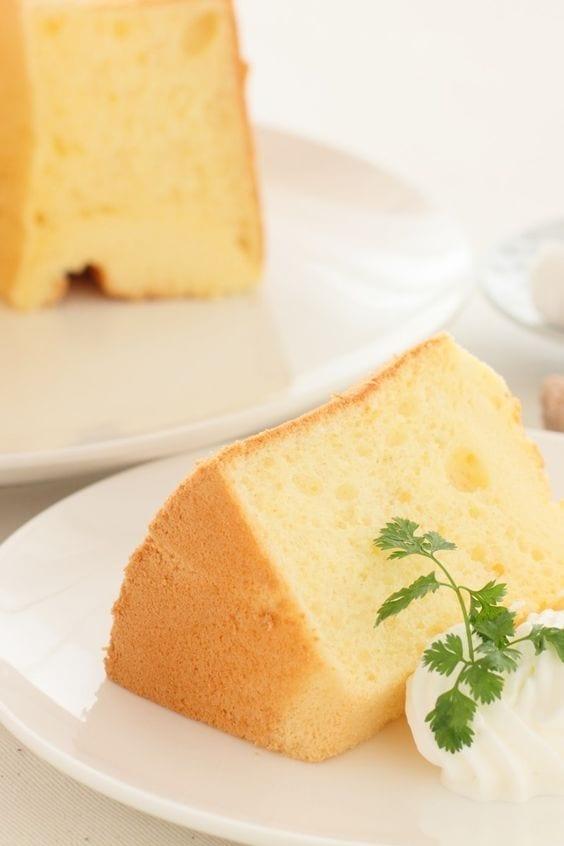 Weight Watchers Lemon Sponge Cake