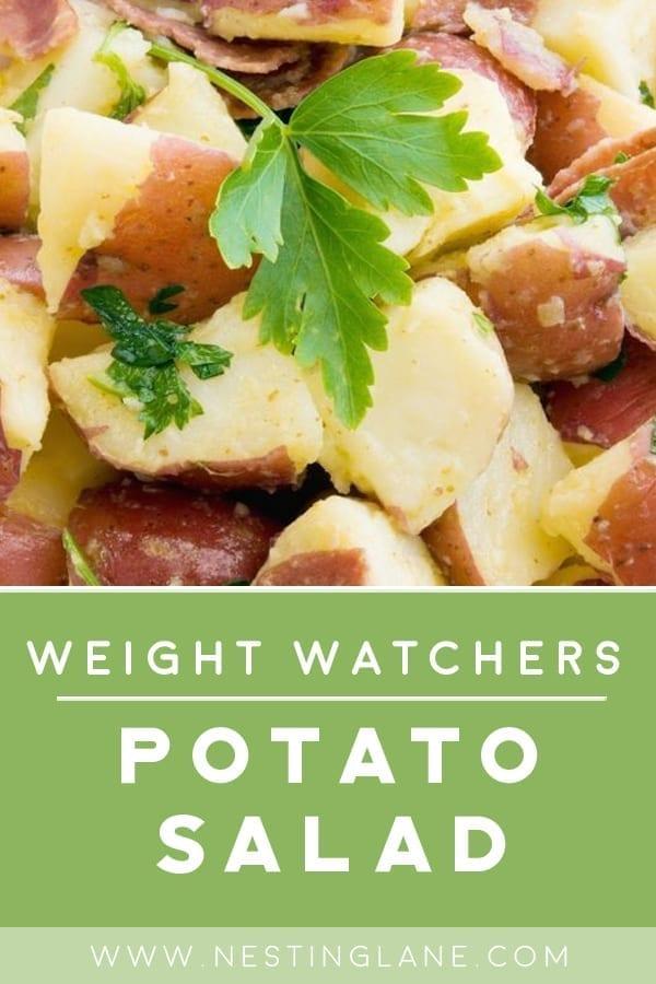 Weight Watchers Potato Salad