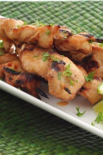 Weight Watchers Thai Grilled Chicken
