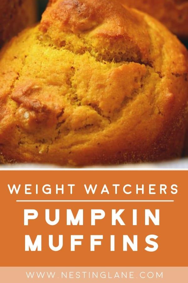 Weight Watchers Easy Pumpkin Muffins