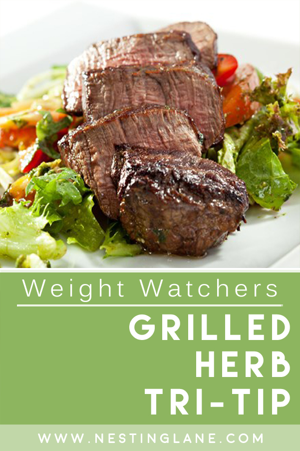 Weight Watchers Herbed Tri-Tip