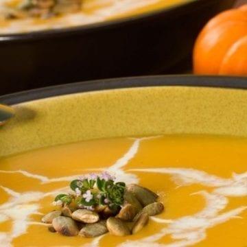 Weight Watchers Pumpkin Soup
