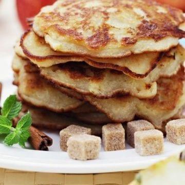 Weight Watchers Cinnamon Apple Pancakes