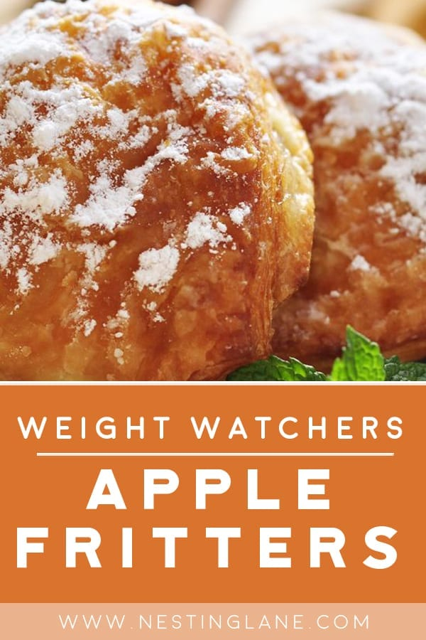 Weight Watchers Apple Fritters