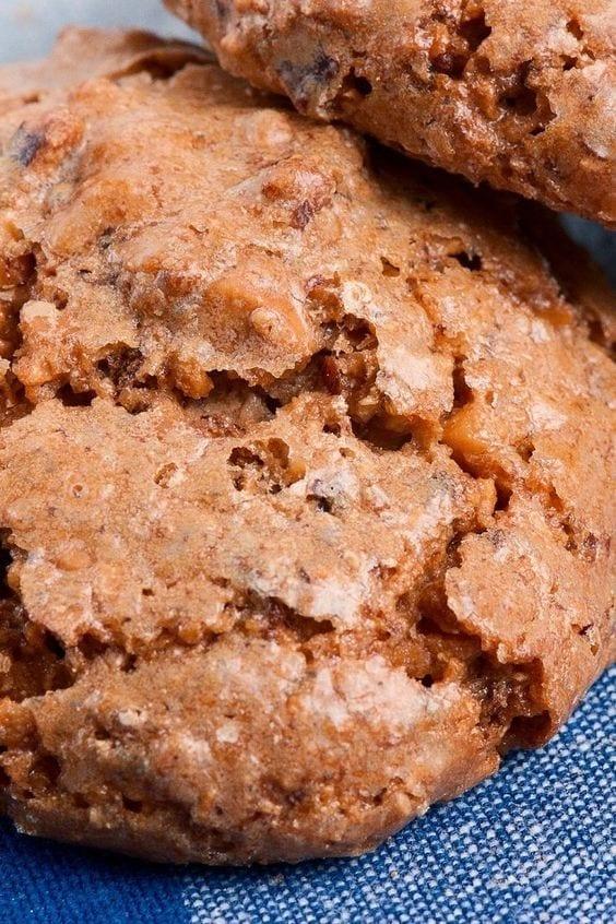 Weight Watchers Pumpkin Spice Cookies