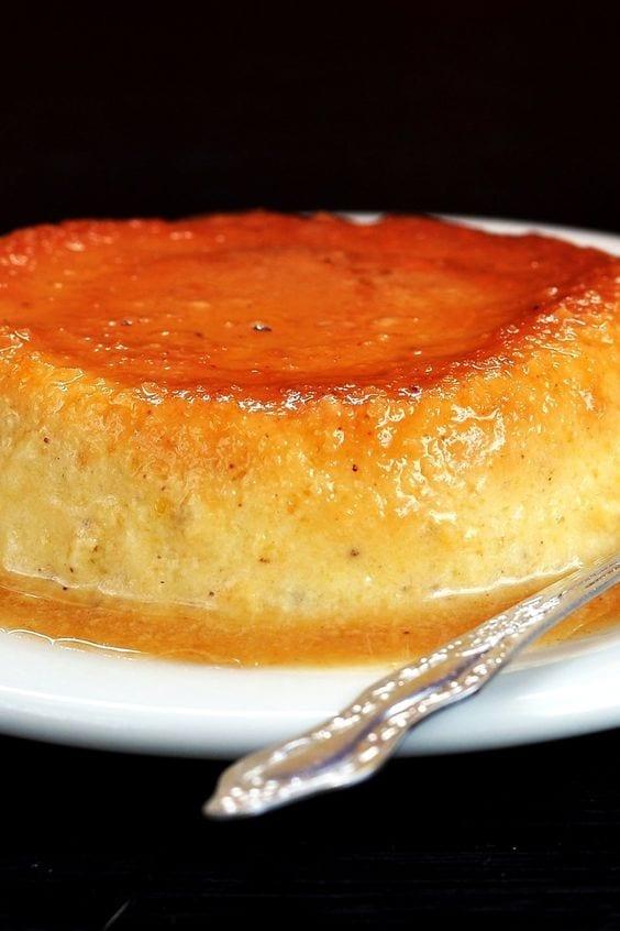 Weight Watchers Pumpkin Flan | Nesting Lane Recipes