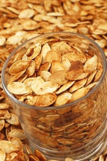 Weight Watchers Spiced Pumpkin Seeds