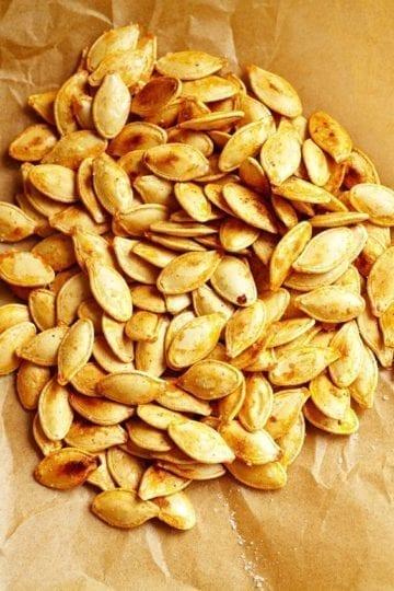Weight Watchers Roasted Pumpkin Seeds