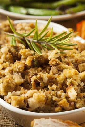 Easy Thanksgiving Day Stuffing