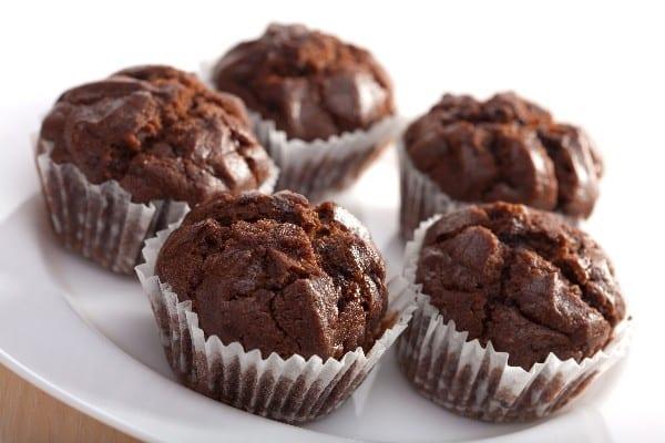 Weight Watchers Chocolate Pumpkin Cupcakes