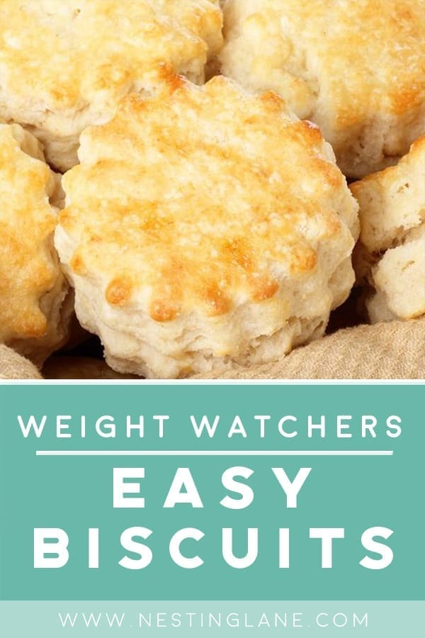 Weight Watchers Easy Biscuits
