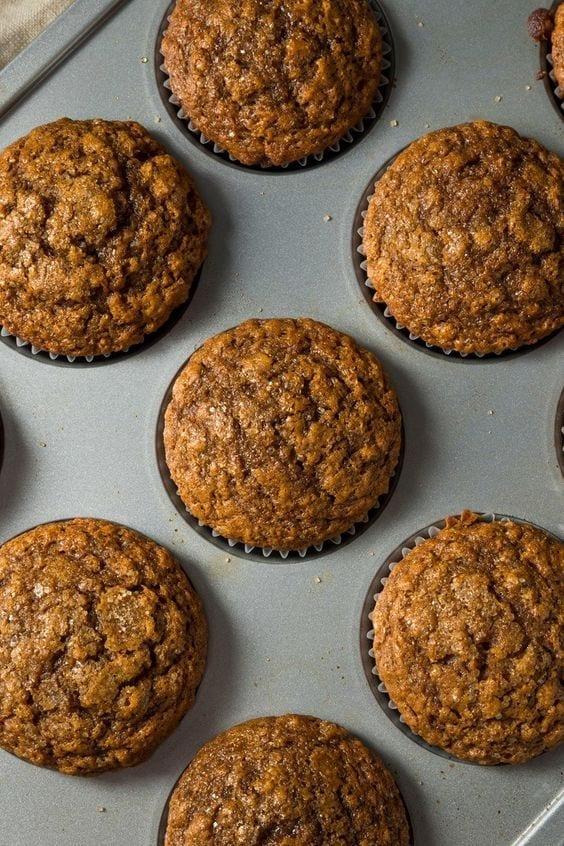 Weight Watchers Gingerbread Muffins