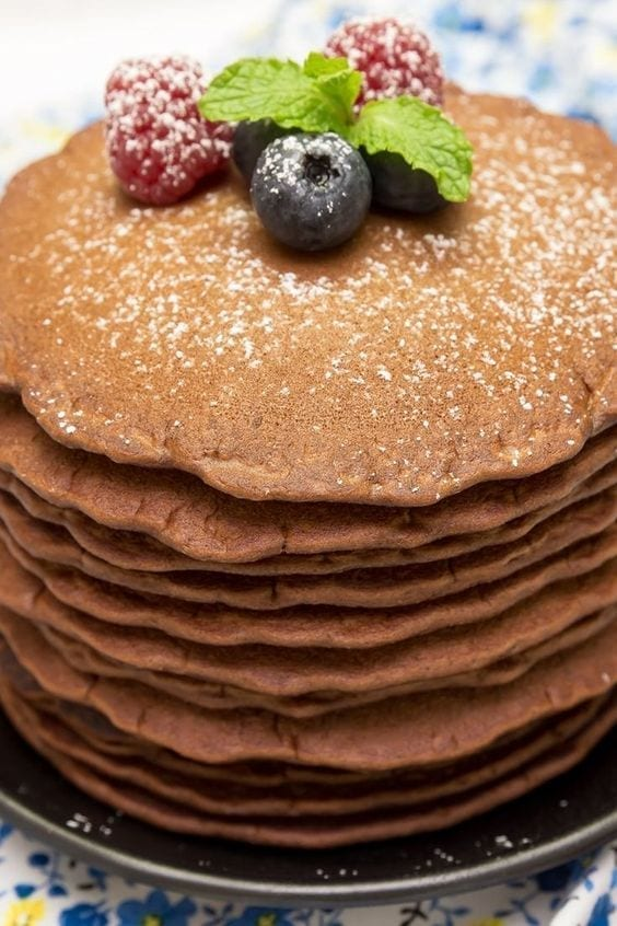 Weight Watchers Gingerbread Pancakes