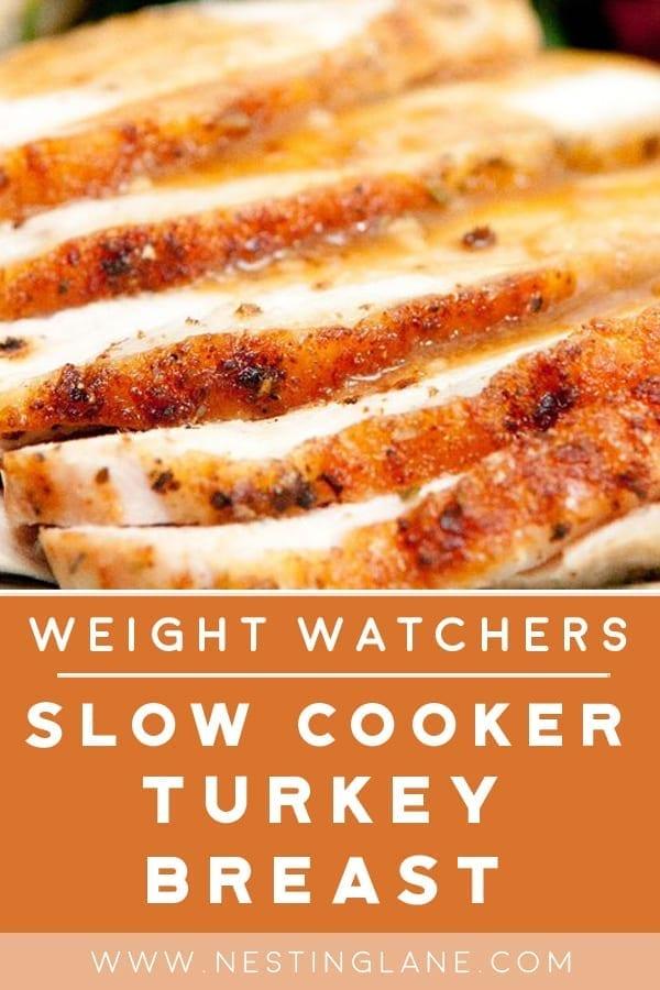 Weight Watchers Easy Slow Cooker Turkey Breast