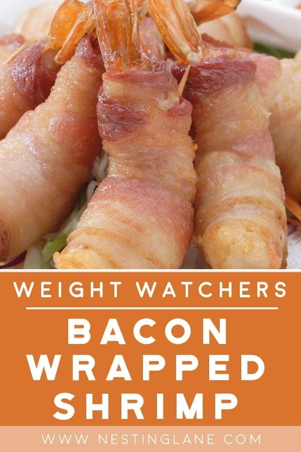 Weight Watchers Bacon Wrapped Shrimp