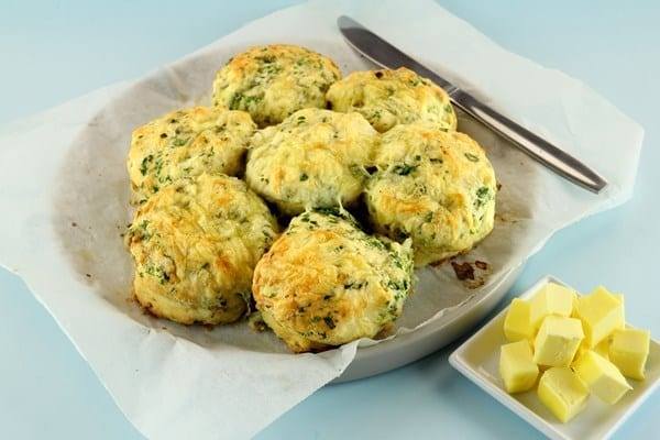 Weight Watchers Copycat Red Lobster Cheddar Bay Biscuits