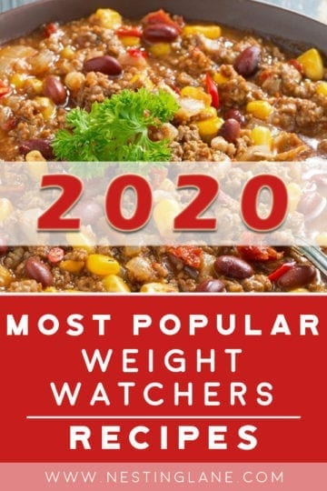 Top 25 Weight Watchers Recipes of 2020