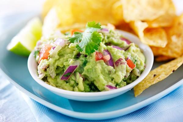 Weight Watchers Easy Mexican Guacamole