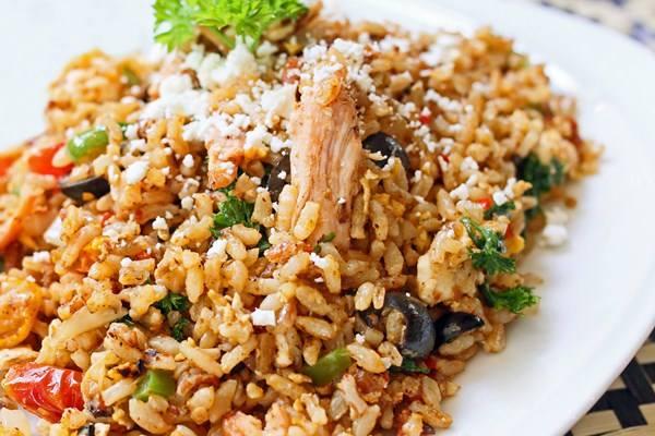 Weight Watchers Cajun Chicken and Rice