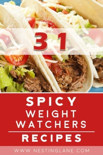 31 Spicy Weight Watchers Recipes
