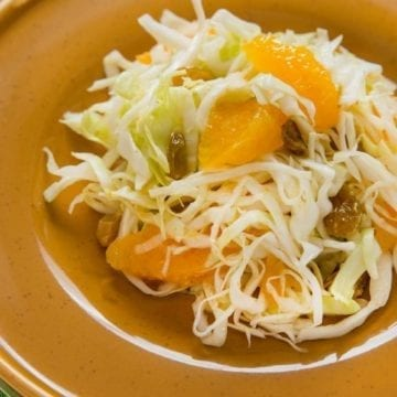 Weight Watchers Chinese Coleslaw