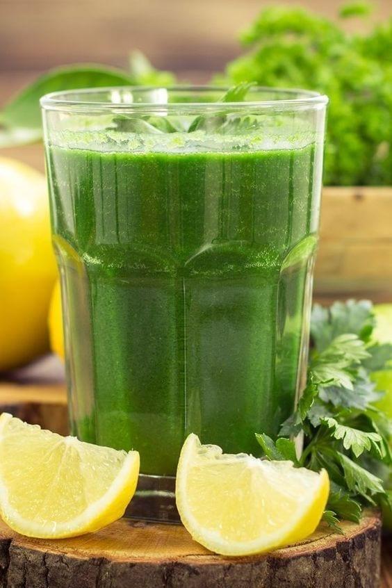 Weight Watchers Healthy Green Juice