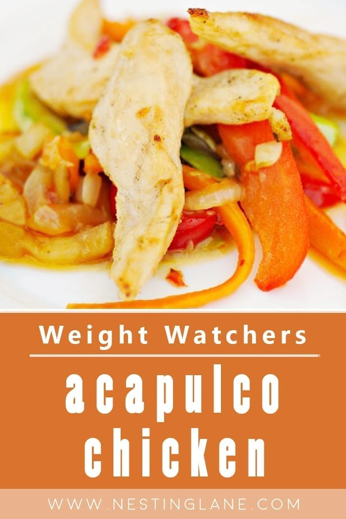 Weight Watchers Acapulco Chicken