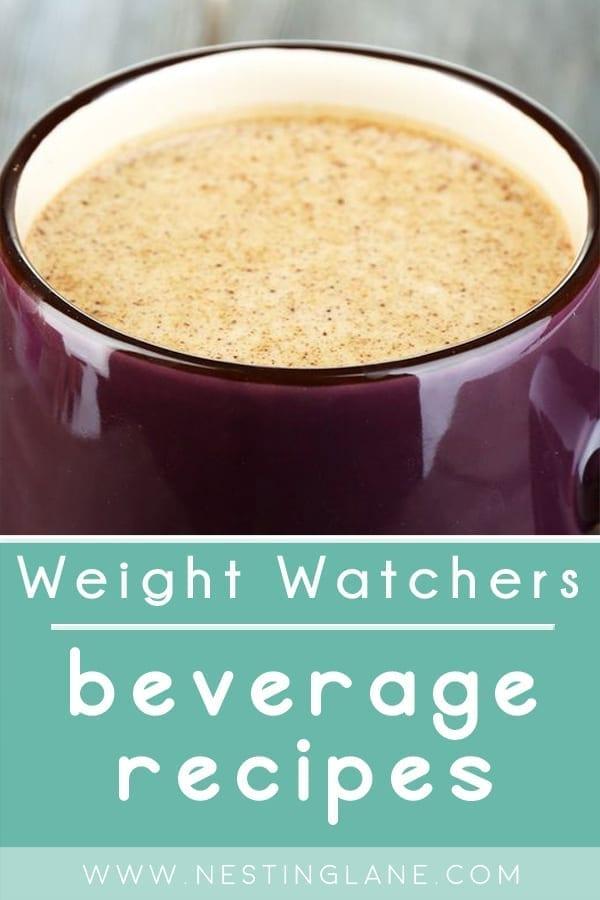 Weight Watchers Beverage Recipes
