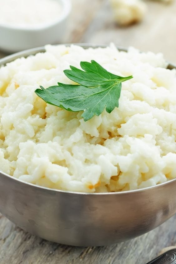 Weight Watchers Cauliflower Rice