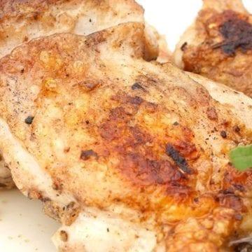 Weight Watchers Crispy Chicken Thighs