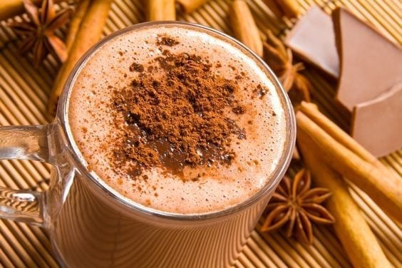 Weight Watchers Mexican Hot Chocolate