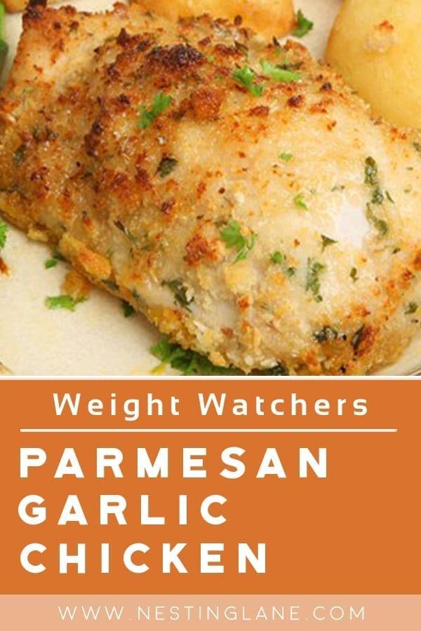 Weight Watchers Parmesan Garlic Chicken