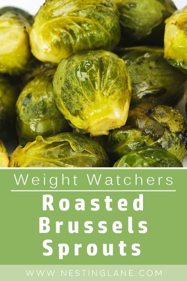 Weight Watchers Roasted Brussels Sprouts
