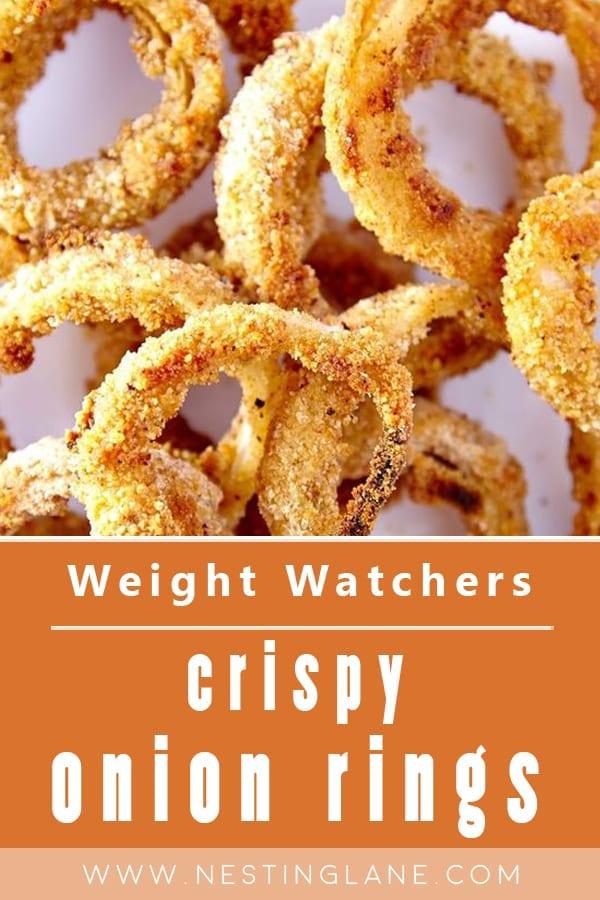Weight Watchers Crispy Onion Rings