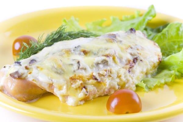 Weight Watchers Garlic Parmesan Halibut
