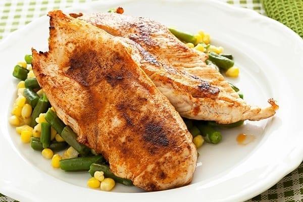 Weight Watchers Spicy Garlic Lime Chicken