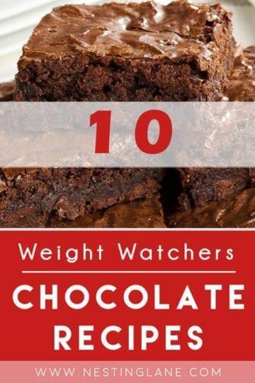 10 Weight Watchers Chocolate