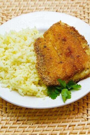 Weight Watchers Oven-Fried Catfish