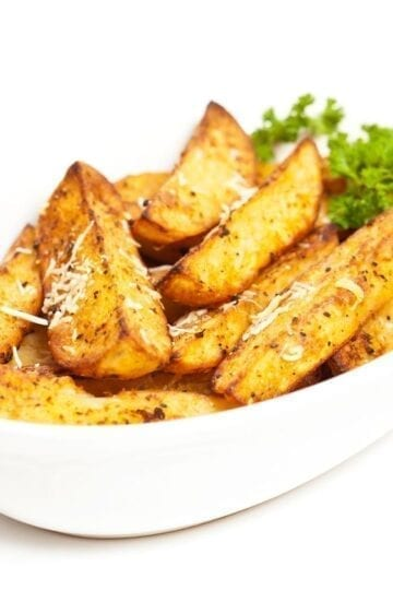 Weight Watchers Skillet Parmesan Potatoes