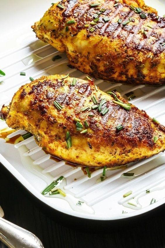Weight Watchers Balsamic and Herb Chicken