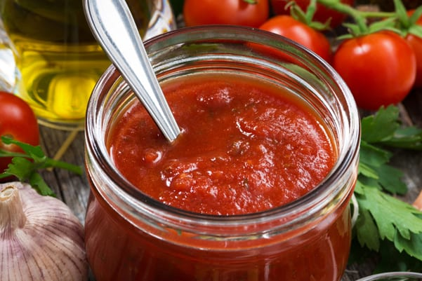 Weight Watchers Spaghetti Sauce