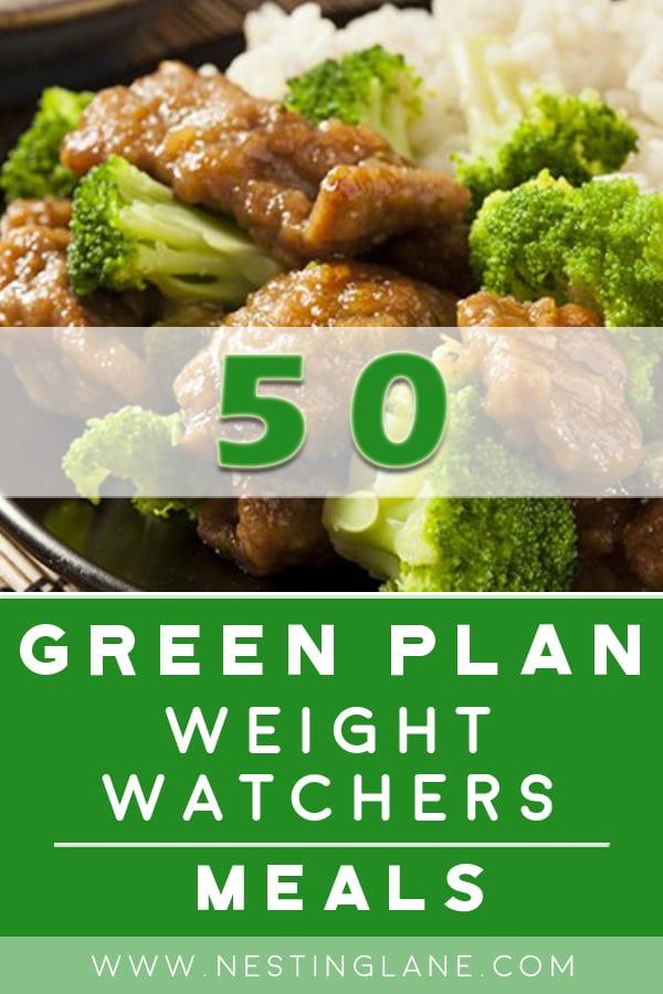 WW Green Plan Recipes