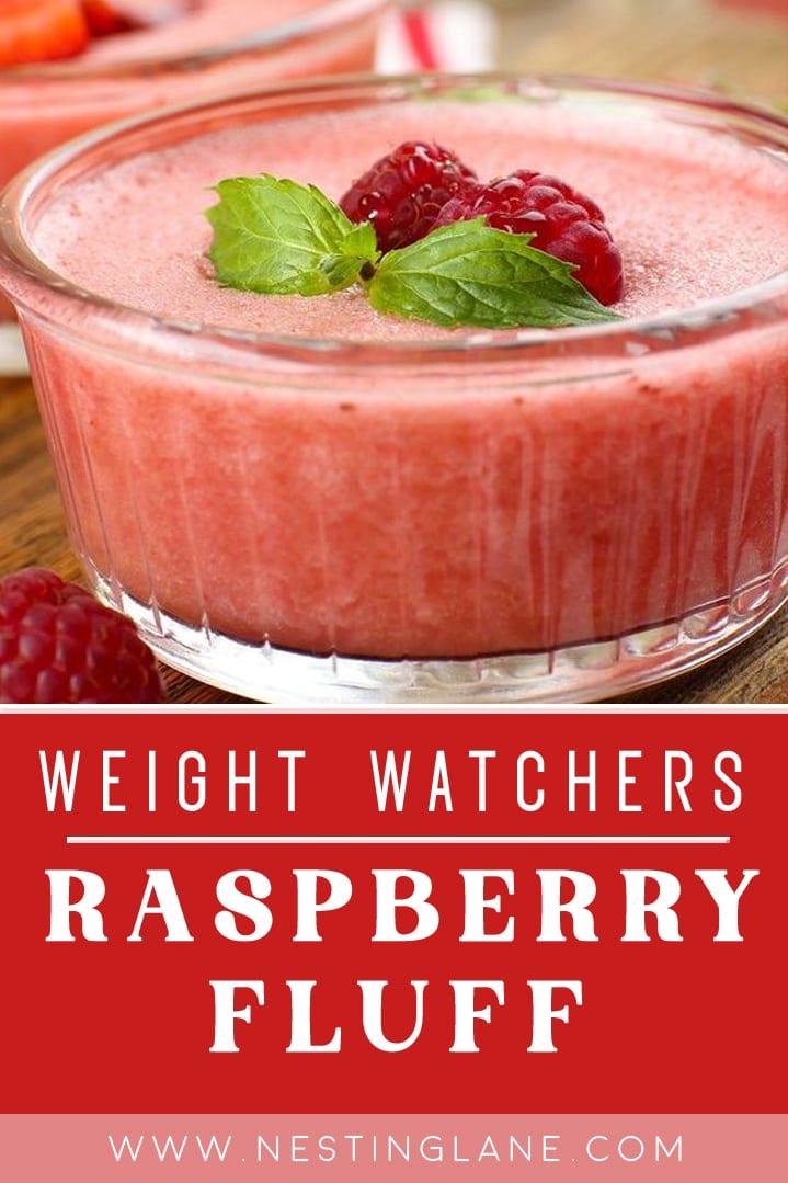 Weight Watchers Berry Cheesecake Fluff