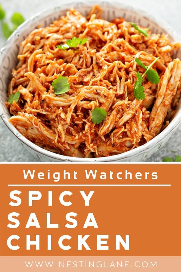 Weight Watchers Spicy Salsa Chicken