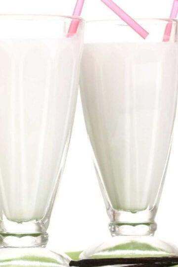 Weight Watchers Vanilla Milkshake