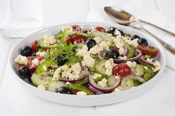 Weight Watchers Greek Salad