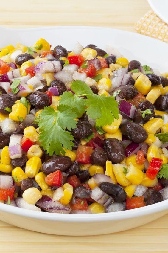 Weight Watchers Black Bean Salad