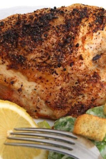 Weight Watchers Blackened Chicken