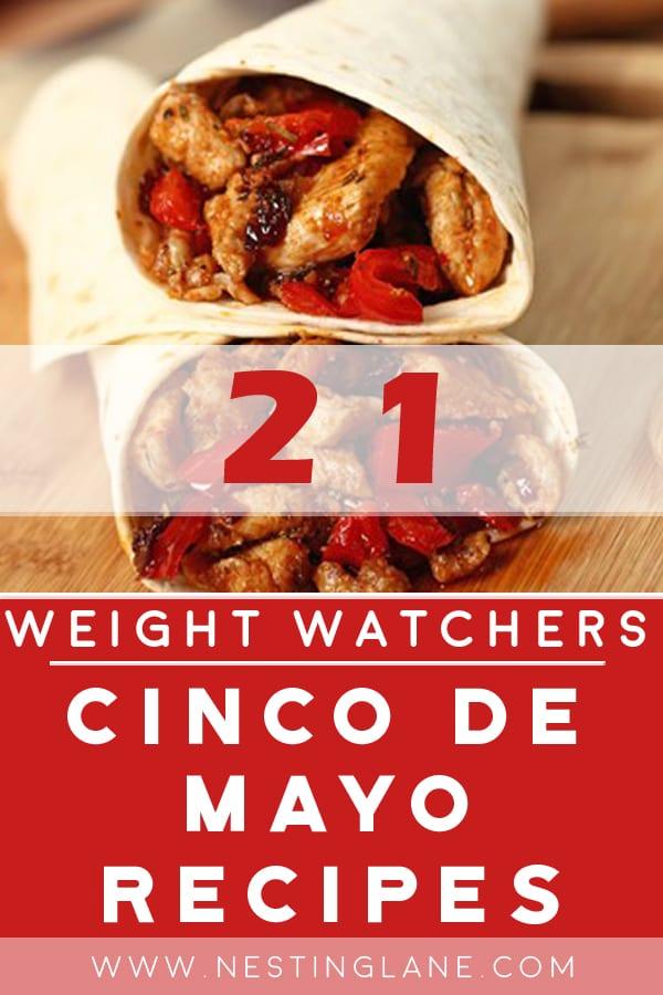 21 Weight Watchers Cinco de Mayo