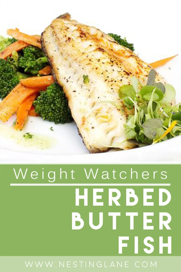 Weight Watchers Herbed Butter Fish